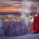 В гости к Санте на Рождество. 8 дней. 04.01-11.01. от 923 евро